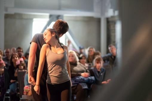 Kingston Youth Dance Ensemble Auditions | The Tett Centre