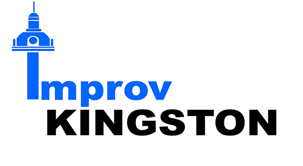 Improv Kingston logo