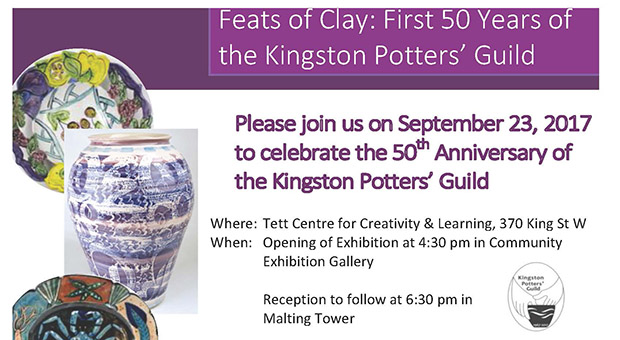 Feats of Clay - Pottery Exhibition and Reception