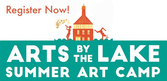 Arts by the Lake Summer Art Camp