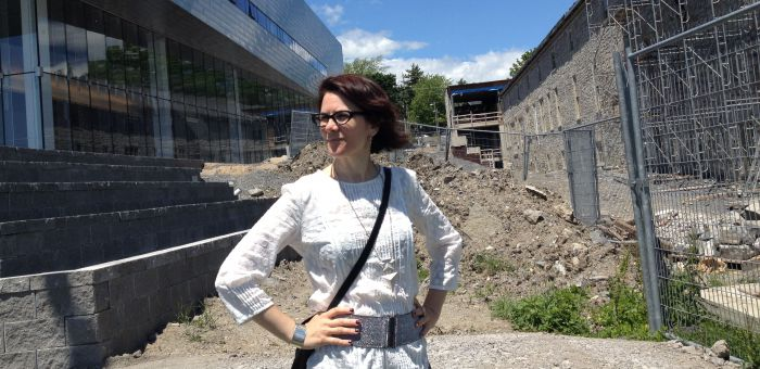 Tett's new community engagement coordinator, Shannon Brown