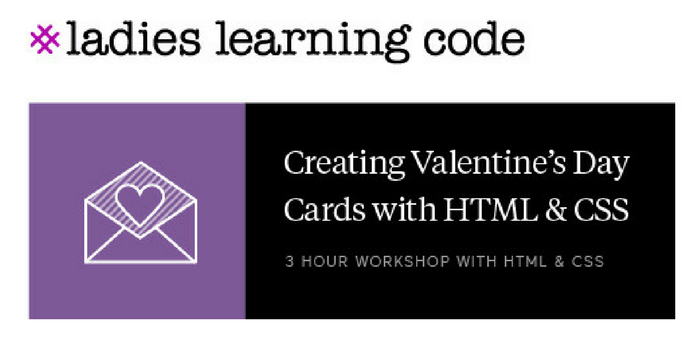 Creating Valentine's Day Cards with HTML and CSS