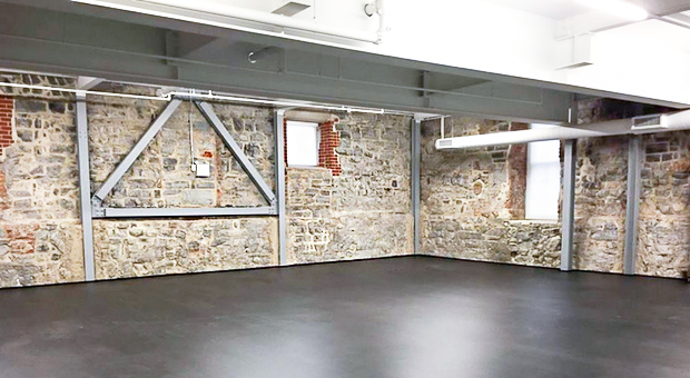 The Rehearsal Hall at the Tett Centre for Creativity and Learning