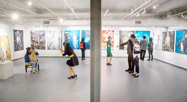 The Tett Gallery