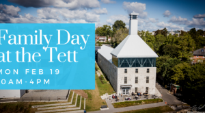 Family Day at the Tett Centre