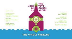 The Whole Shebang Flyer Information