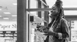 Poet Abena Beloved Green